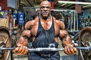 Ronnie Coleman biggest bodybuilder