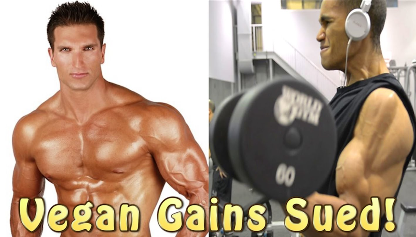 vegan gains lawsuit