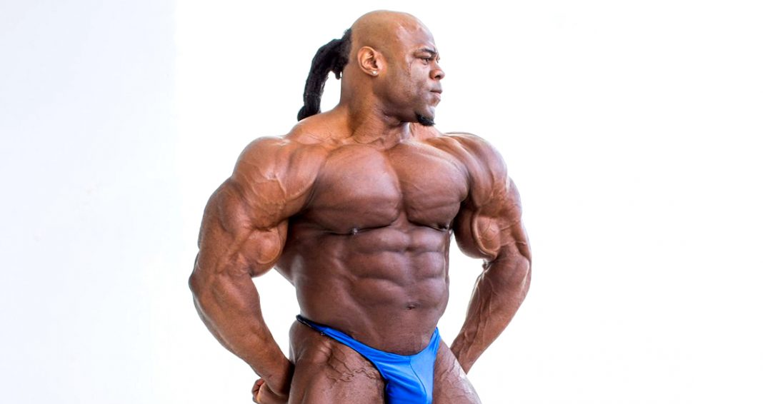 Kai Greene gut