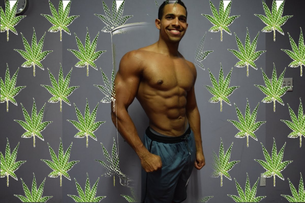 bodybuilding and weed
