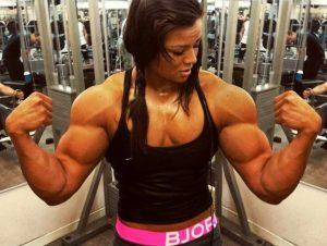 bodybuilding pussy