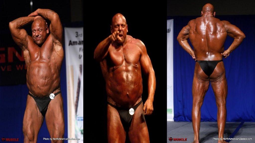 worst bodybuilder