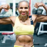 At 82, her abs is embossed than a washboard. The history of a bodybuilder who began to train in 56 years | Ernestine Shepherd