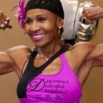82-year-old bodybuilder Ernestine Shepherd: the most interesting female bodybuilder