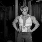 Matt Kroc is a famous American powerlifter and … transgender lesbian