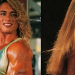 Denise Rutkowski is a female bodybuilder who, due to the huge doses of steroids, has become a man