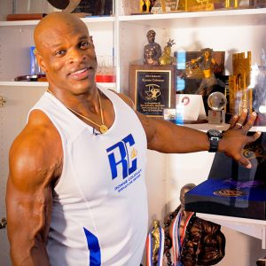 ronnie coleman and steroids