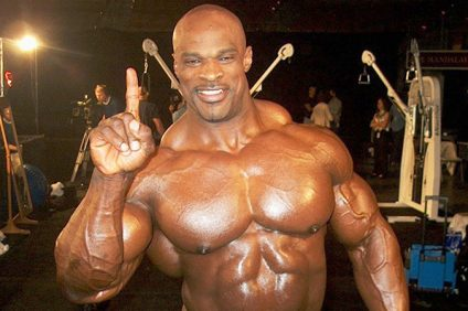 ronnie coleman steroids