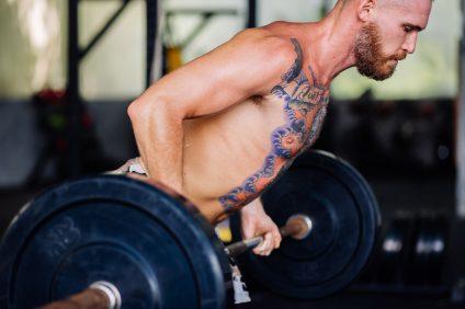 bodybuilding plateau