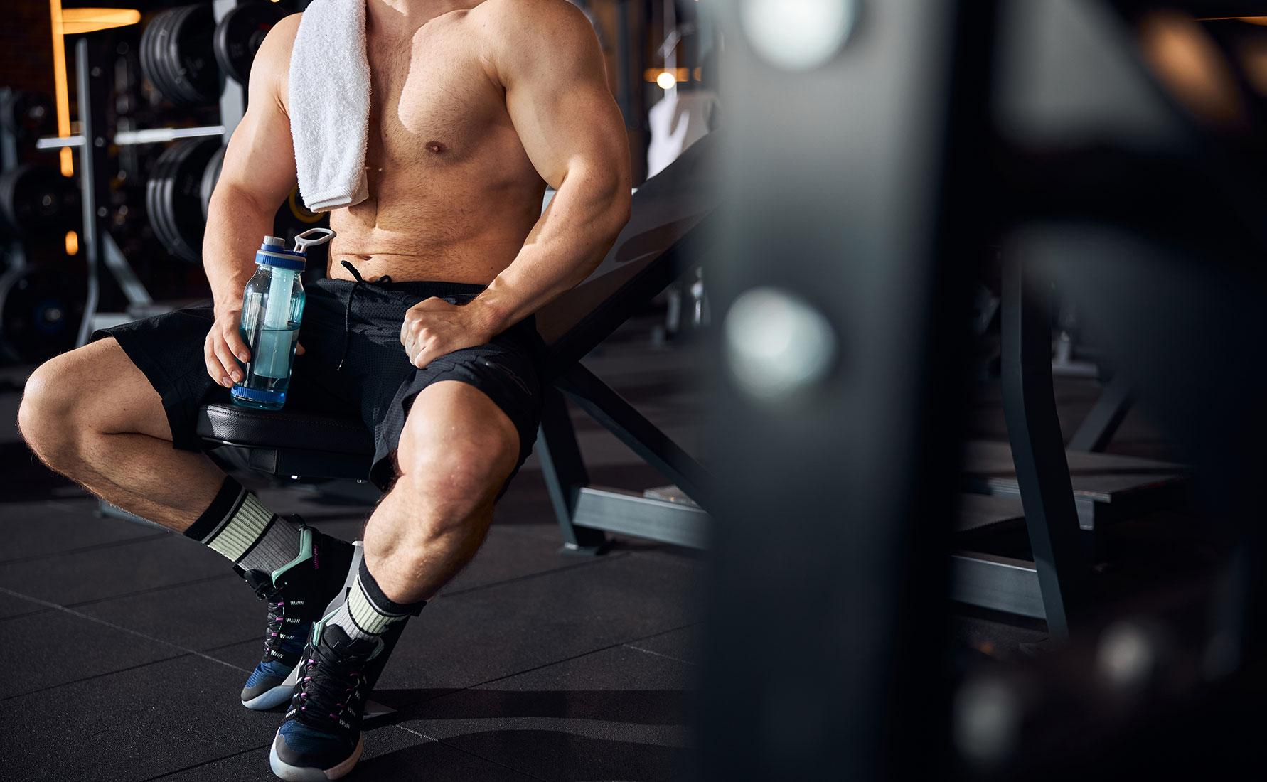 how to break plateau in bodybuilding